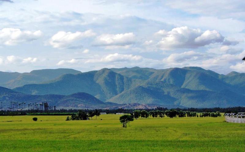 Sahyadari hills